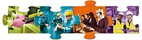 Visuel de la brochure INRS sur le management de la santé et de la sécurité