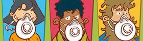 Conseils pour bien choisir et bien ajuster un masque respiratoire jetable